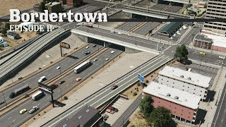Concrete Interchange - Cities Skylines: Bordertown - EP12 -