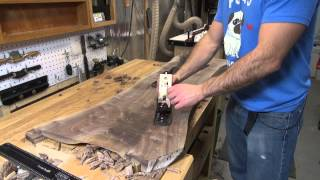Live Edge Table - Episode Two