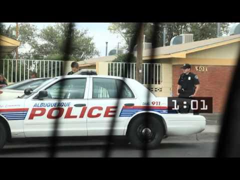 Albuquerque Police Real Time Crime Center