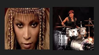 BEYONCE ACCUSED OF WITCH CRAFT BY HER FORMER DRUMMER KIM THOMPSON