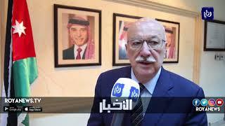 اتفاقية تعاون بين وزارتي الأشغال في الأردن وفلسطين