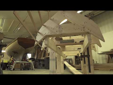 Building the TotalBoat Sport Dory: Episode 5 - A Dory in Sight