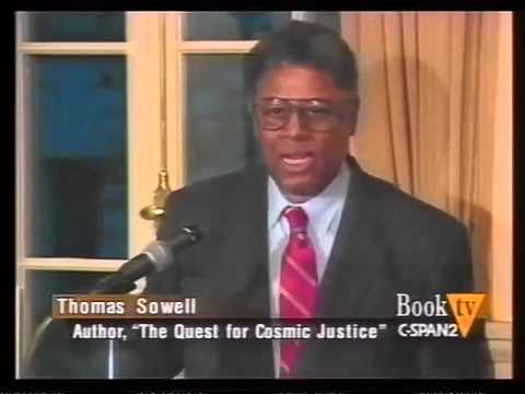 Thomas Sowell: The Quest for Cosmic Justice and Inequality [Enhanced] [Complete]