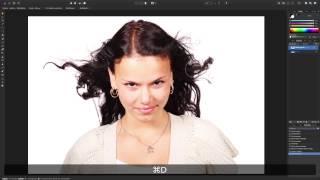 Affinity Photo - Teil 4: Haarige Objekte perfekt ausschneiden