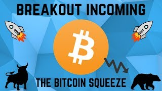 Bitcoin Breakout Incoming! What Does This Squeeze Mean? BTC Technical Analysis