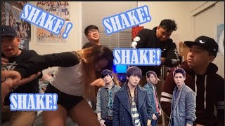 CNBLUE - SHAKE【Official Music Video】REACTION