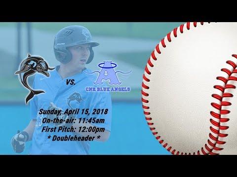 Baseball vs New Rochelle - April 15, 2018