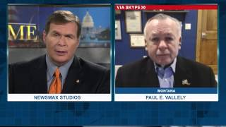 Newsmax Prime | Paul E. Vallely discusses the five Taliban fighters exchanged for Berghdal
