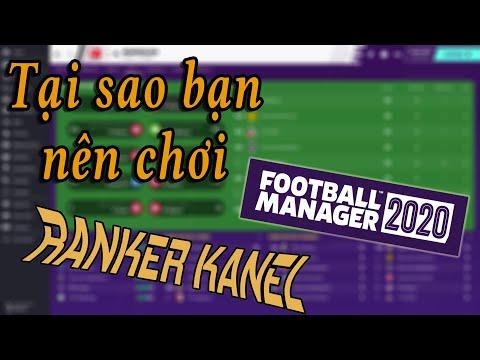 Tại sao bạn nên chơi Football Manager 2020