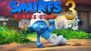 Smurfs 3 The Lost Village Bubble Story Mobile Kids Video Game