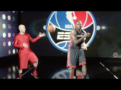 Lebron, Wade, George, and Aldridge Basketball Moves, Tricks and Highlights!