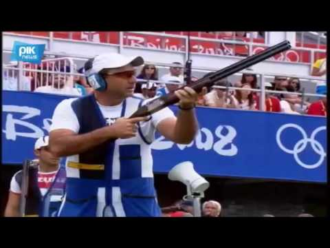 Olympic Shooting - Skeet Final Beijing 2008 (Men's)