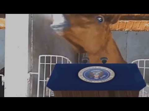 "Kirby ""THE TALKING HORSE"" - Presidential Election PROMO-1"
