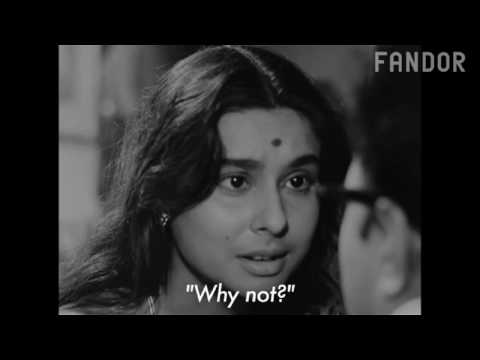 Learning to Look: eye contact in Satyajit Ray's The Big City (video essay)