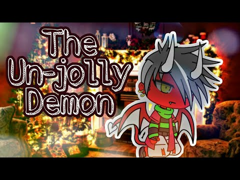 The Un-jolly Demon || Slice of After-life episode 2 《 Gacha series》