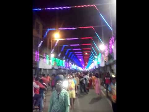 Longest Running lighting decoration at Kalachowki Gabeshostav 2015 mumbai India : lighting mumbai - www.canuckmediamonitor.org