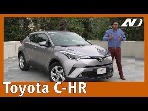 Toyota C-HR - Un Buen Auto Disfrazado De Chiste Malo