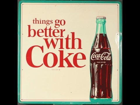 """Commercial Flashback Friday -KFWB  - Gary Owens/The Newbeats """"Things Go Better With Coke"""" Jingle '67"""