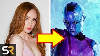 5 Marvel Actors Who Were Totally Transformed For Guardians of the Galaxy