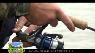Рыбалка на реке Иртыш октябрь 2010 года. Щука 10 кг..