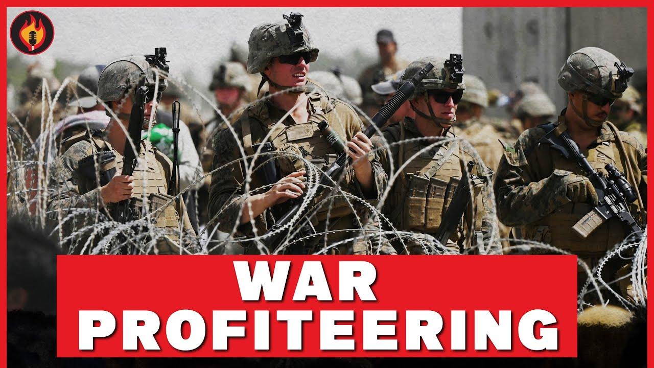 REVEALED: How Defense Contractors, Congressmen Made TRILLIONS Off War On Terror