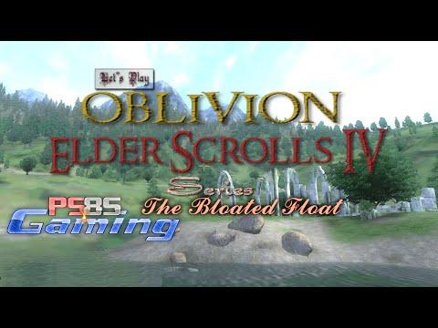 Oblivion Elder Scrolls IV gameplay2 (the Bloated Float Shanghai)