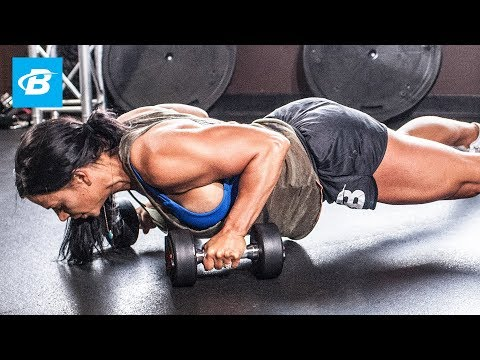 Ashley Horner's Full-Body Tabata Workout