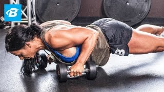 Ashley Horner's Full-Body Rest-Less Workout | Tabata