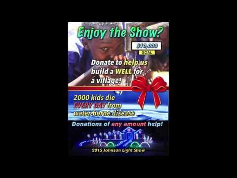 2015 Johnson Light Show Clean Water Challenge
