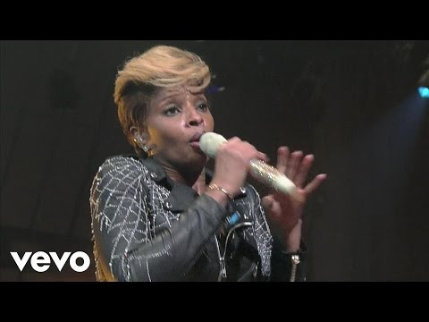 Mary J. Blige - All Night Long (Live on Letterman)