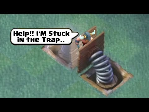 Clash Of Clans Funny Moments Montage   COC Glitches, Fails, Wins, And Troll Compilation #11
