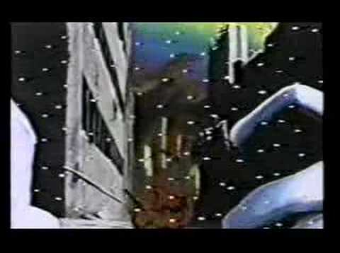 Weird Al Yankovic - Christmas At Ground Zero - Anime - YouTube