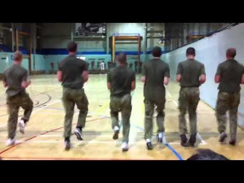 Royal Marine Family Day / Gym 1