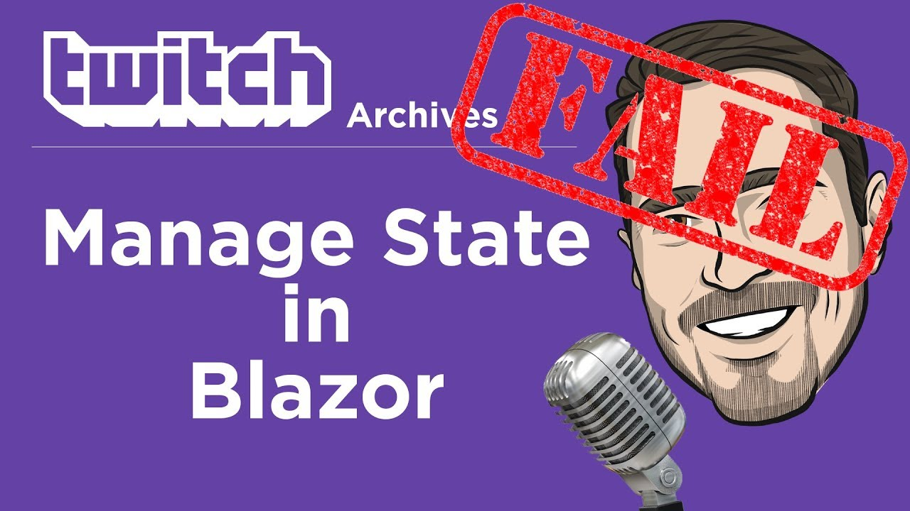 Let's Learn Blazor: Managing State in Blazor FAIL!