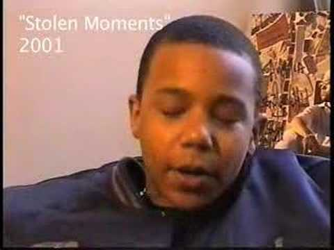 Yung Berg Old Freestyle Back When He Was Signed To DMX! Lookin Mad Young [2001 Footage]