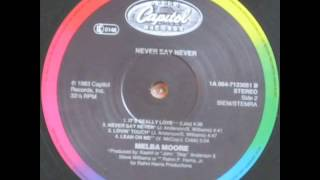 Melba Moore Lovin Touch extended remix