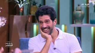 سبب اختيار الممثل أحمد مجدي لحملة