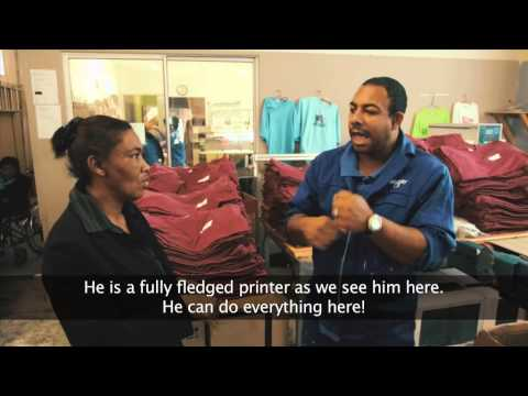 Ability Job Creation Centres - Changing Lives By Empowering Persons With Disabilities