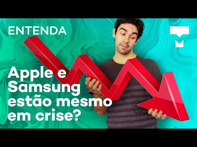 Entenda: o que está acontecendo com Apple e Samsung? - TecMundo