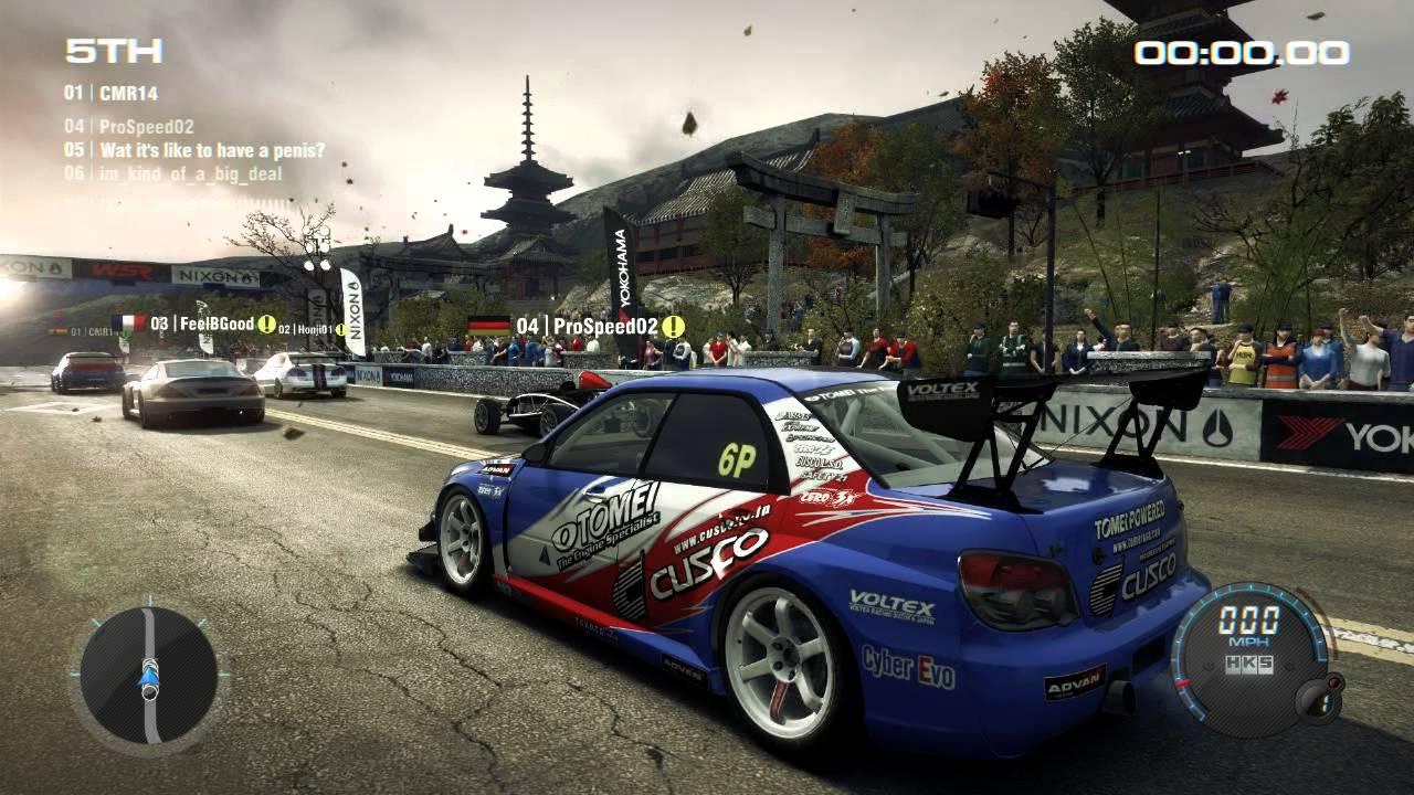Grid 2 Pc Multiplayer Tier 3 Tomei Cusco Subaru Impreza