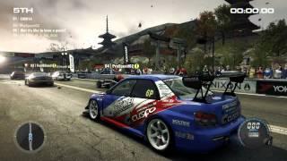 GRID 2 PC Multiplayer: Tier 3 Tomei Cusco Subaru Impreza WRX STI Super Modified Pack DLC