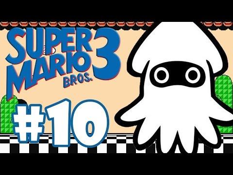SUPER MARIO BROS 3 #10 - NÃO CONFIE NAS LULAS