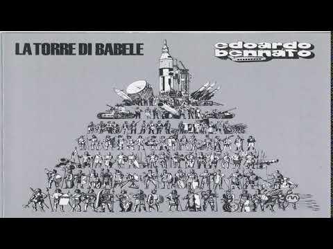 "Edoardo Bennato"" La Torre di Babele"" Full Album HQ"