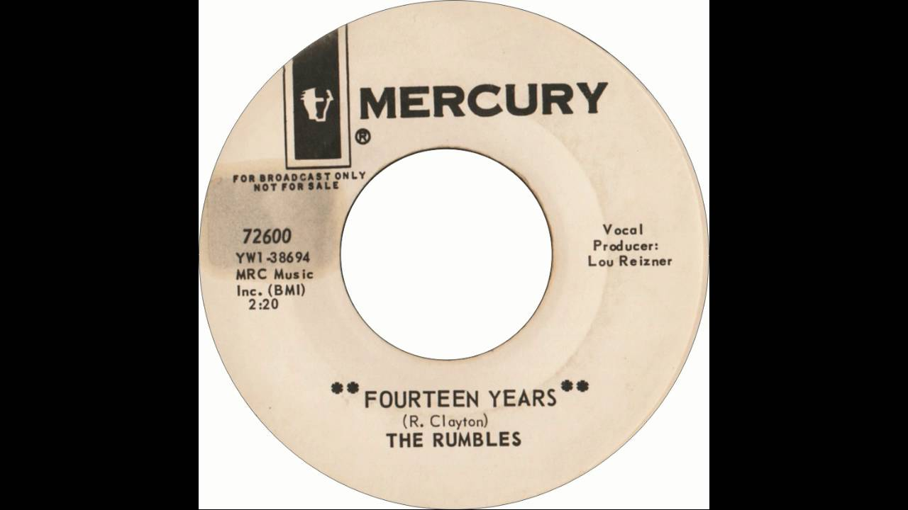 Download The Rumbles - Fourteen Years