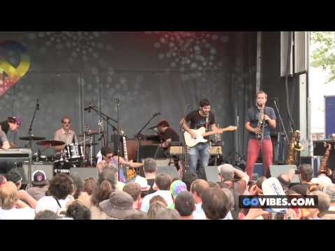 "The Revivalists perform ""Upright"" at Gathering of the Vibes Music Festival"