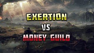 Albion Online | THE LEGENDARY ZVZ FIGHT | Exertion VS Money Guild