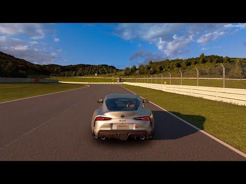 Más de 430 mil gamers de GT Sport ya tienen el Toyota GR Supra