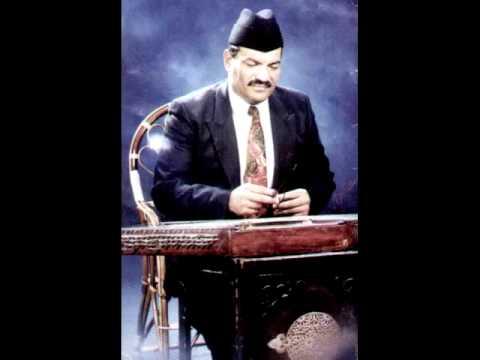 تقسيم سنطور مقام رست - محمد زكي Taqsim Santur - Ma...