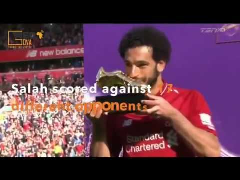Mohamed Salah winner