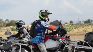 BMW GS OFF-ROAD TRAINING LEVEL 3 DAY-2